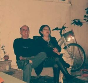 rogério e Taiko